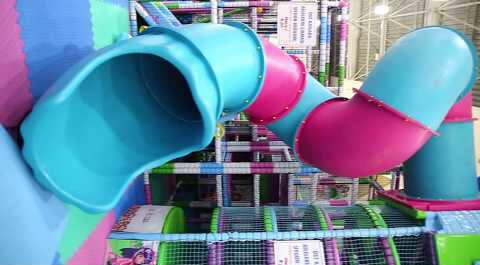 Toysmar Park: Oyun Alanı Özel Proje