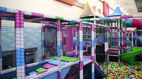 Toysmar Park: Exclusive Project Ball Pool & Playground