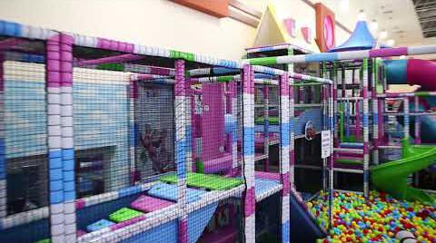 Toysmar Park: Özel Proje Top Havuzu & Oyun Alanı