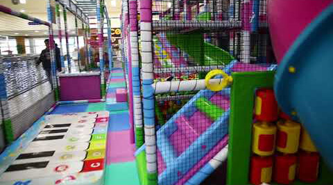 Toysmar Park: Soft Play Proje